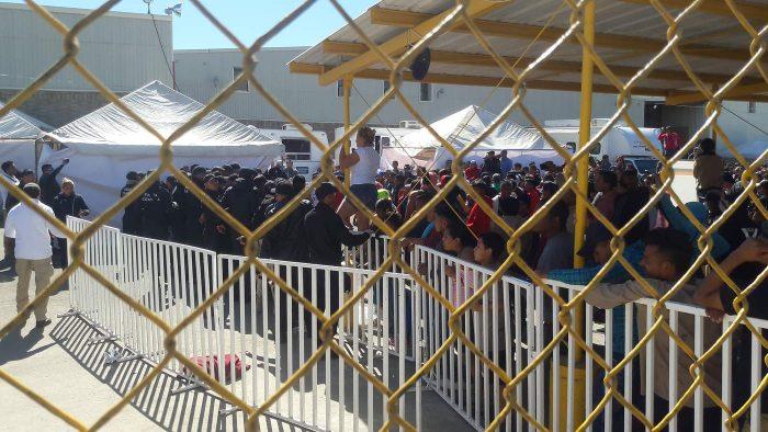 Atiende Grupo de Coordinación inquietud de migrantes; prioridad, salvaguarda de su integridad: SSP