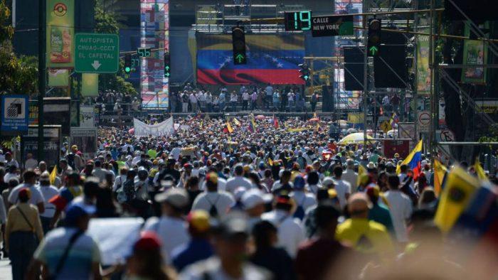 Últimas noticias sobre la crisis de Venezuela, en directo
