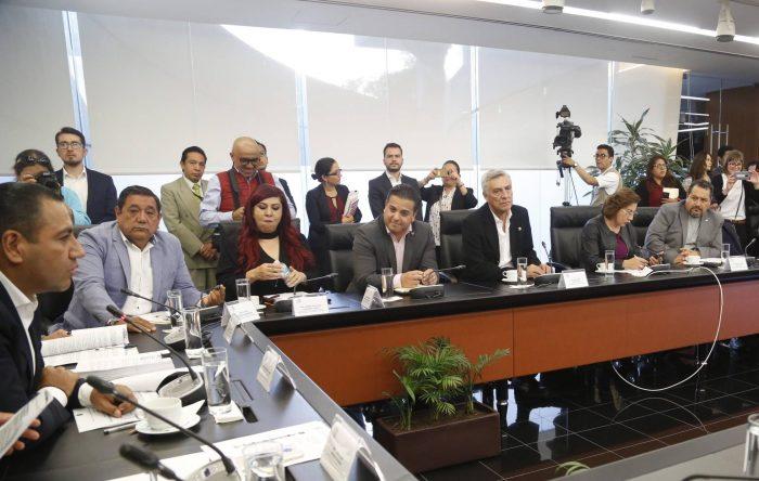 Morena cede ante la oposición para crear la Guardia Nacional