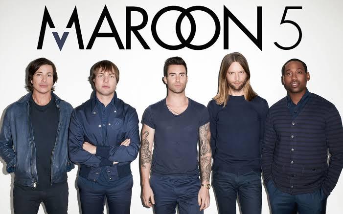 ¿Maroon 5 tocará la canción de Bob Esponja en el Súper Bowl?