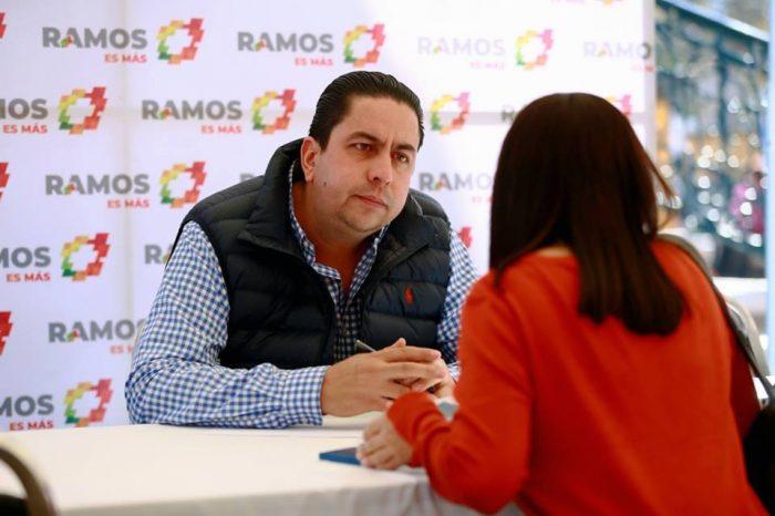 Continúan con éxito Martes ciudadanos en Ramos Arizpe