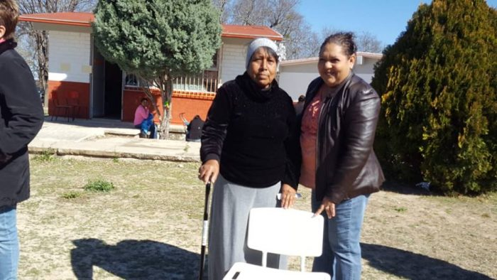 DIF Acuña Ofrece Brigada de atención múltiple en Ejido Calles y comunidades ejidales vecinas