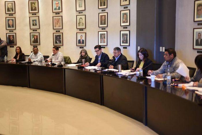Tienen Primera Sesión Ordinaria de Cabildo de febrero de 2019 en Acuña