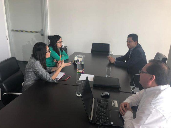 Analiza Roberto de los Santos prioridades con SEDATU en materia de obras