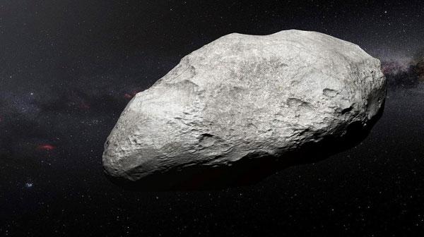 Un asteroide podría chocar con la tierra en Septiembre.