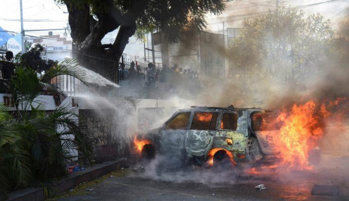Haití, el país que sangra en medio del caos