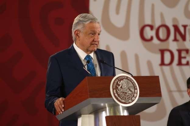 Afirma López Obrador que él tiene la facultad para nombrar a titular de Guardia Nacional