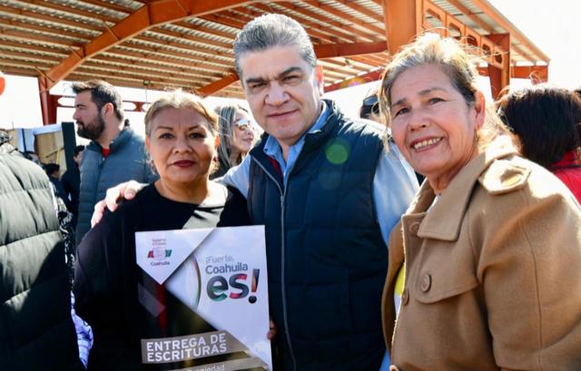 LLEVA RIQUELME CERTEZA JURÍDICA A TODO COAHUILA