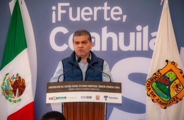 MARSARRANCA LA CONSTRUCCIÓN DEL SISTEMA PLUVIAL EN LA CIUDAD INDUSTRIAL DE TORREÓN