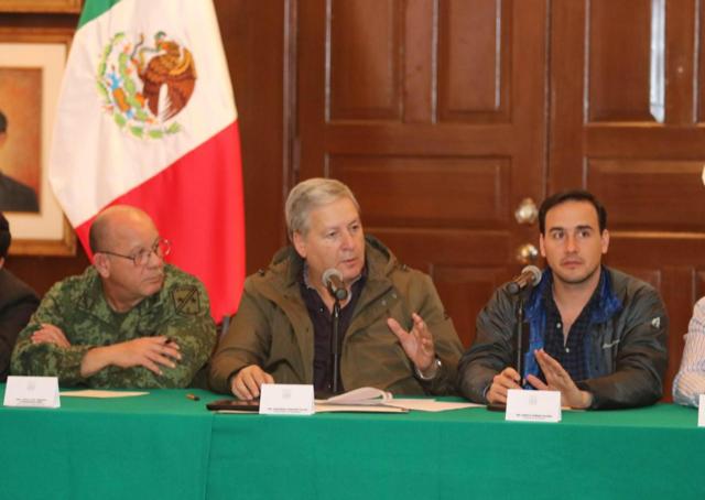 GARANTIZA COAHUILA DERECHOS HUMANOS DE LA CARAVANA DEMIGRANTES