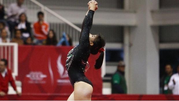 ¡Alexa Moreno califica a otra final en Mundial de Gimnasia!