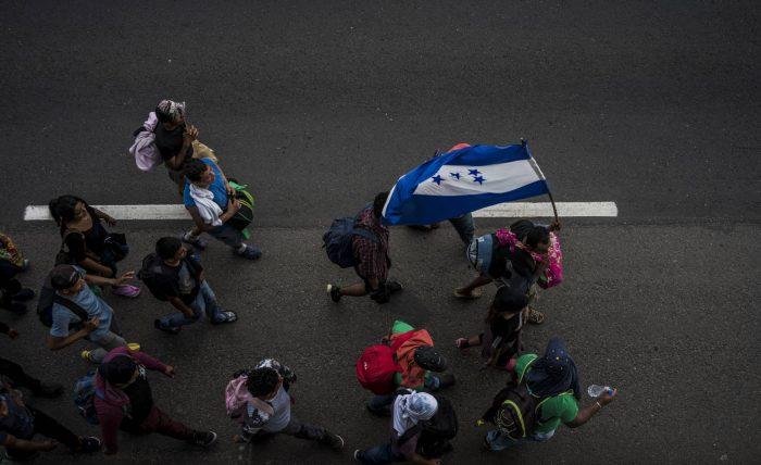 México se prepara ante una supuesta caravana de migrantes centroamericanos