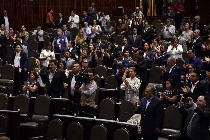 Diputados declaran constitucional la Guardia Nacional
