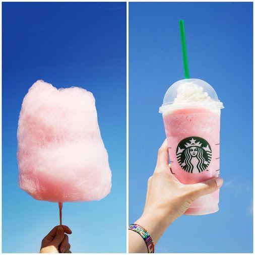6 Frapuccinos secretos de Starbucks.