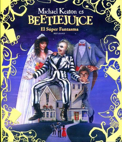 Beetlejuice regresa a los cines.
