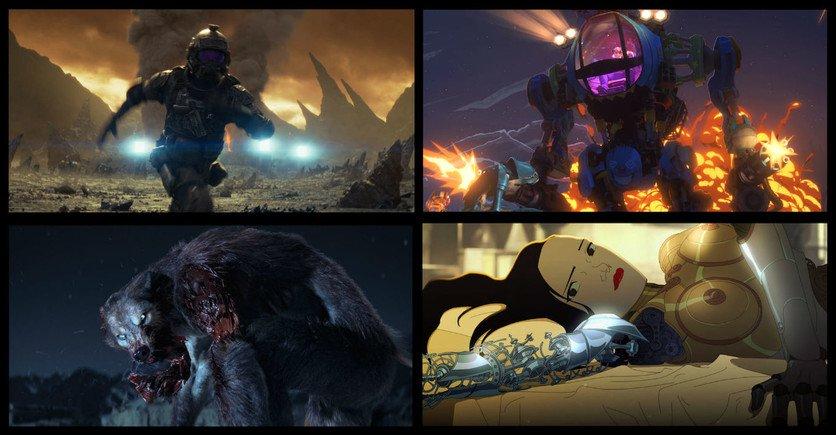 Nueva serie de Terror y Robots de Stephen King.
