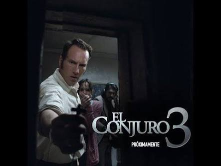 Próximo estreno del Conjuro 3.