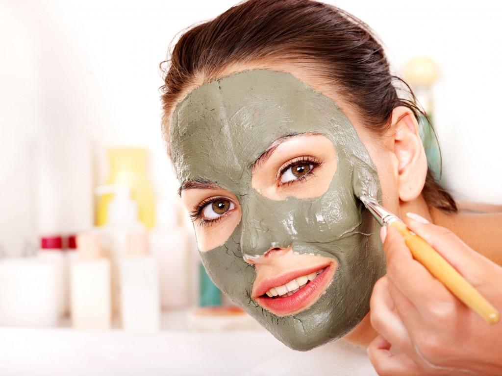 Mascarillas para mejorar la piel.