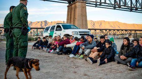 Trump ordena cortar la ayuda exterior a Centroamérica como protesta por la migración de familias