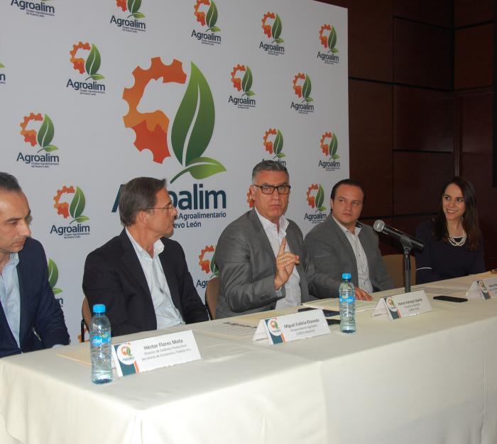 Buscan fortalecer sector agroalimentario de Nuevo León
