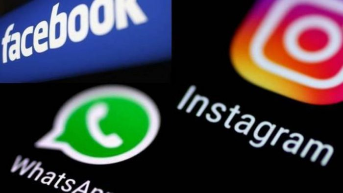 Facebook, Instagram y WhatsApp sufren una caída masiva en todo el mundo