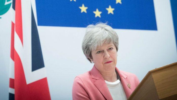 El Parlamento británico rechaza por tercera vez el plan de May para el Brexit