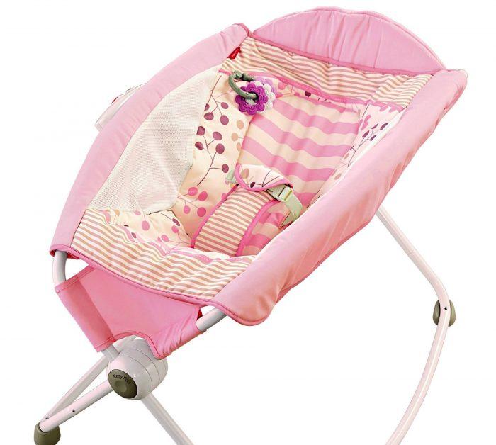 Fisher Price retira del mercado una cuna por la muerte de más de 30 bebés