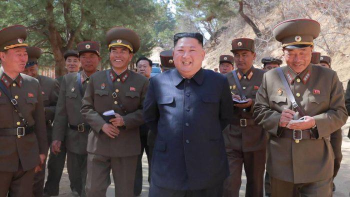 Corea del Norte aumenta su presión sobre EE UU