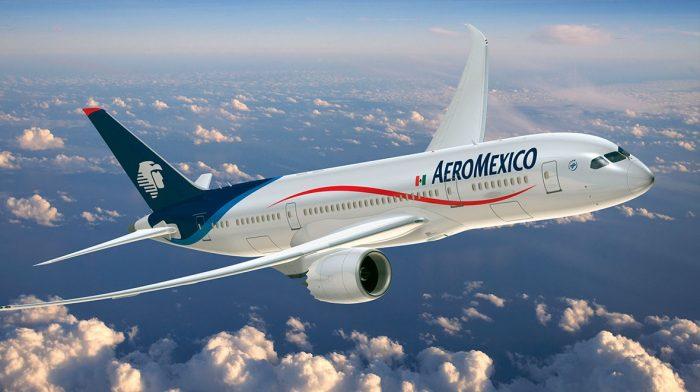 Vuelo de Aeroméxico se declara en emergencia y regresa a aeropuerto de Ámsterdam