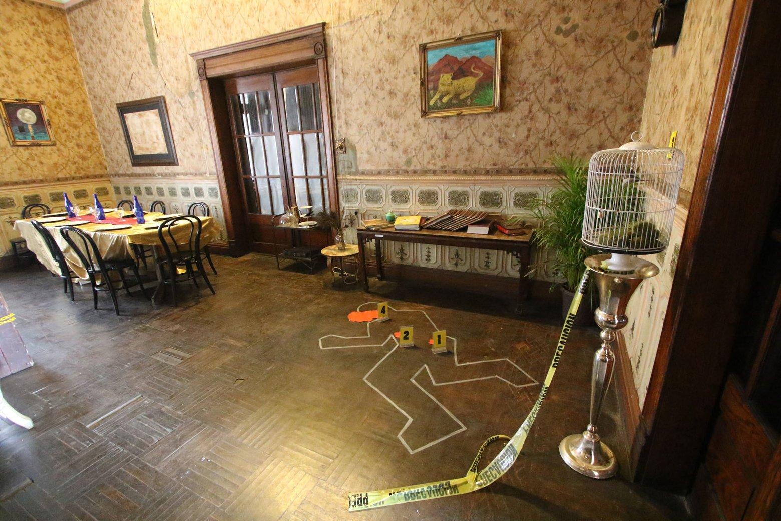 Escape Room en Casa Alameda Saltillo.