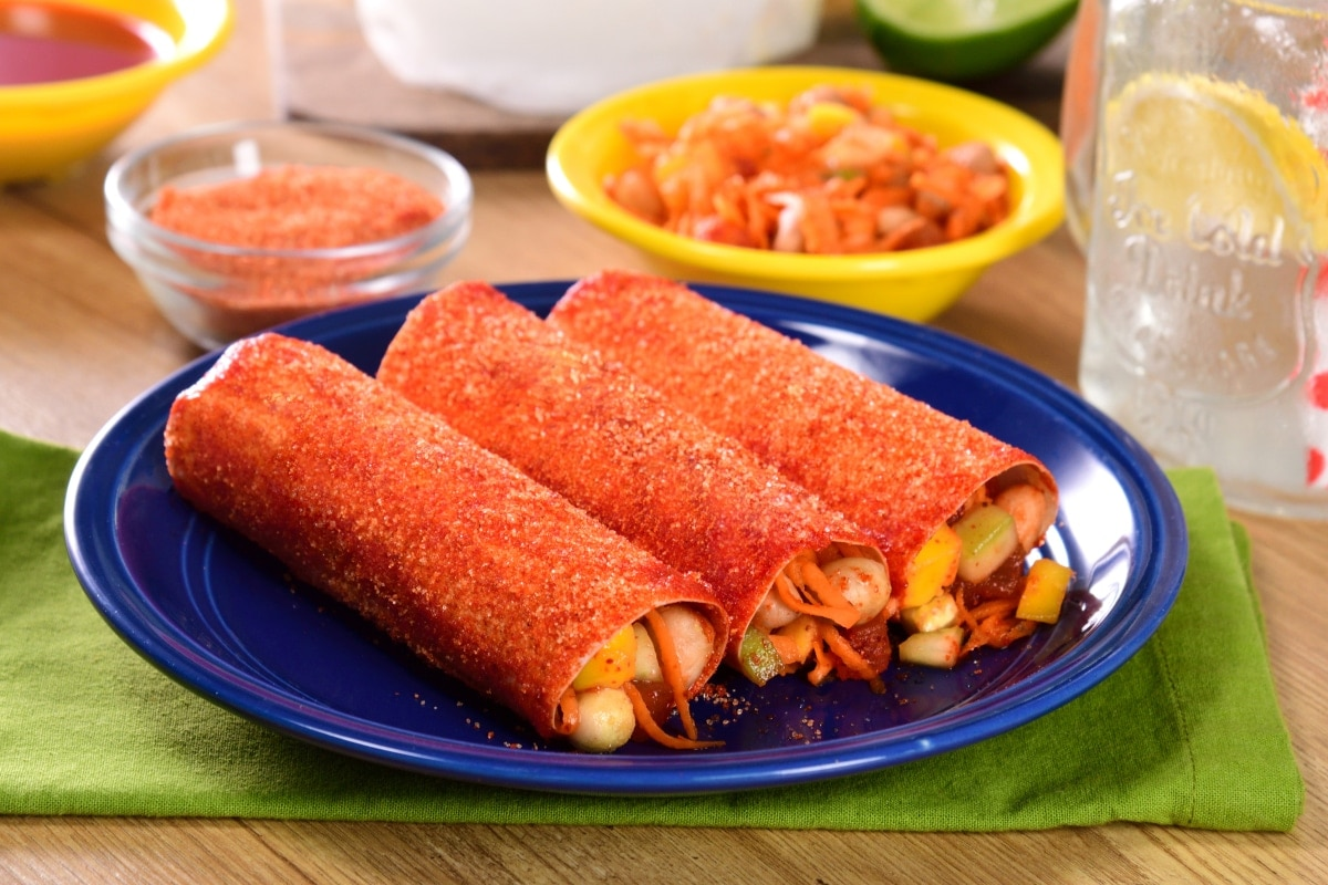 Deliciosos Jicatacos.