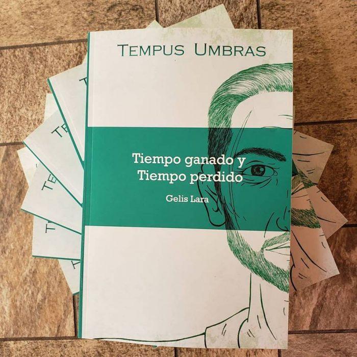 A la venta segundo libro de Gelis Lara: Tiempo Ganado y Tiempo Perdido