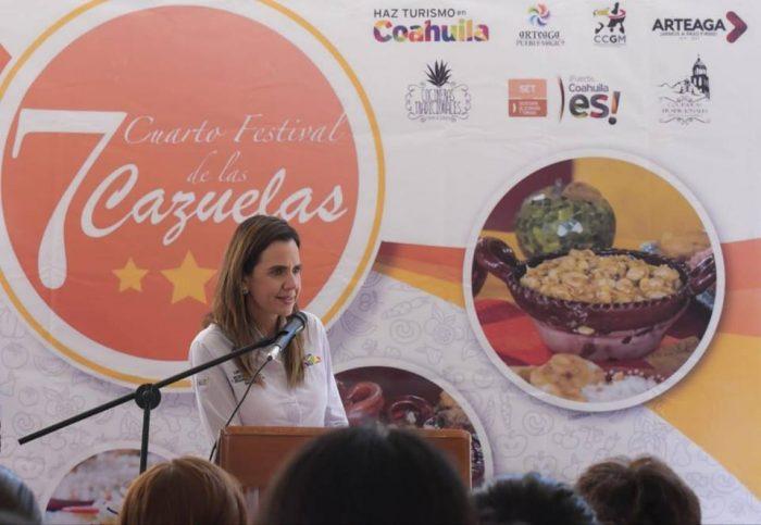 Ofrece Coahuila festivales gastronómicos en Semana Santa