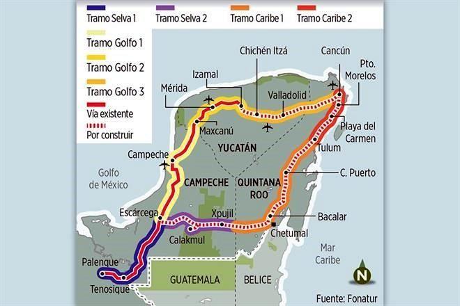 UNAM realizará estudios de viabilidad del Tren Maya