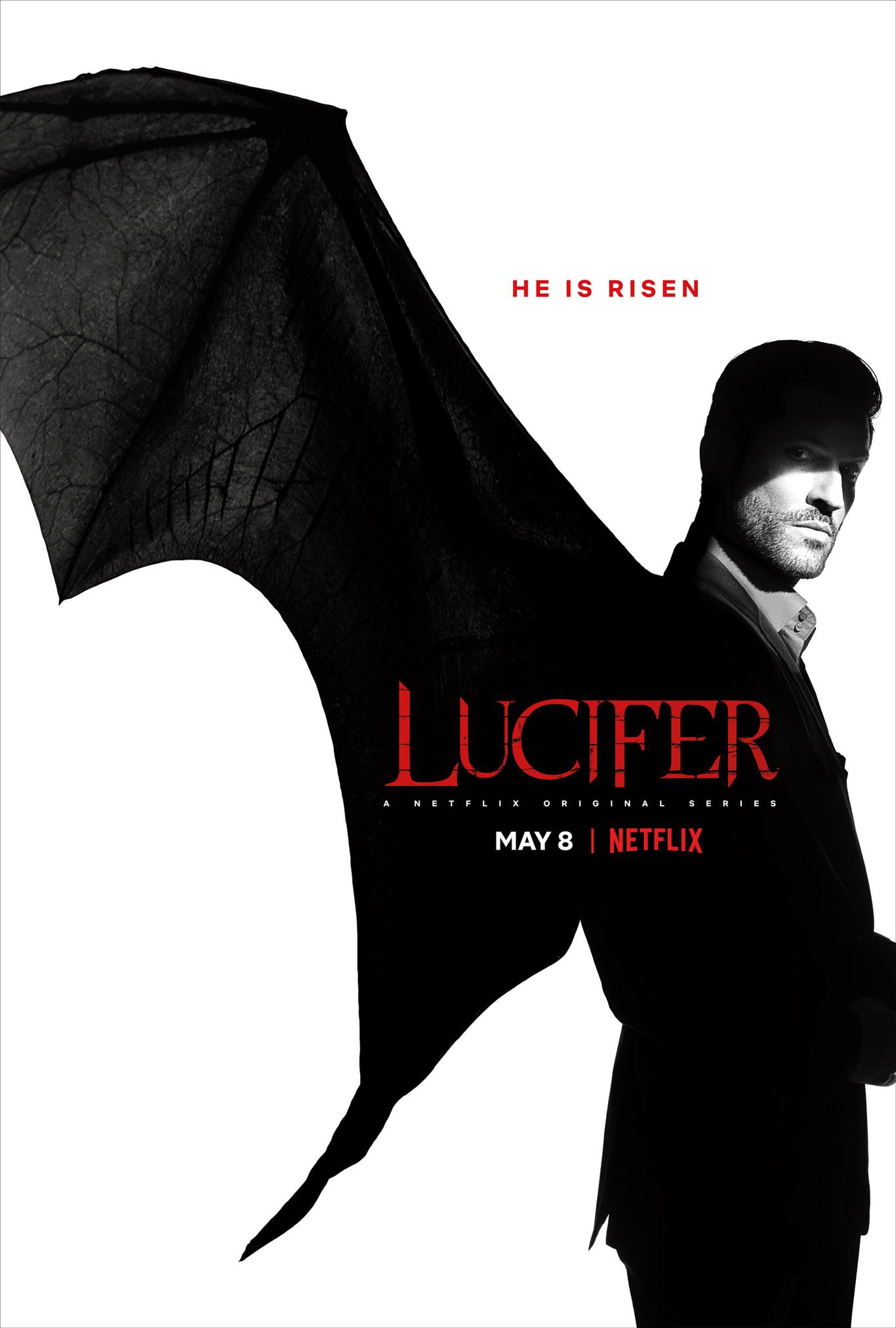 """Netflix revela la 4 Temporada de """"Lucifer""""."""