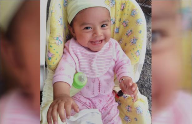 Encuentran en Neza a bebé robada en Hospital General