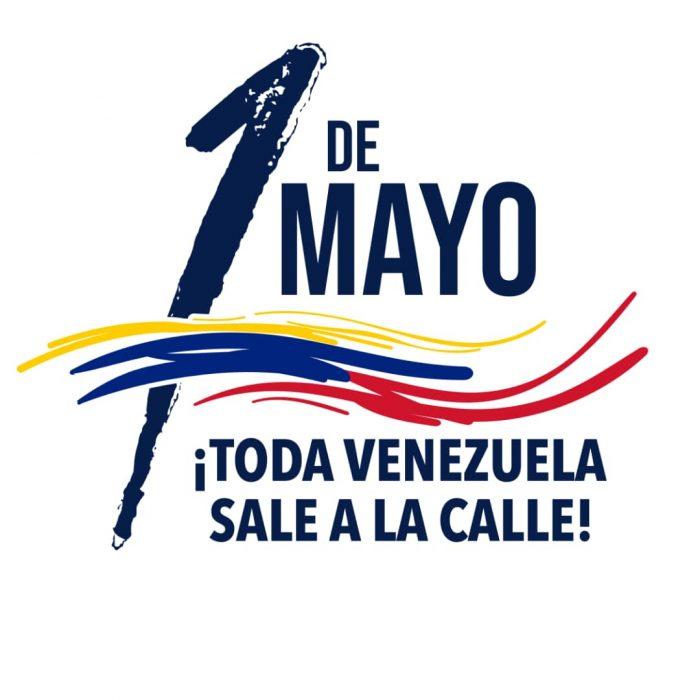 Juan Guaidó llama a una movilización masiva contra Maduro el 1 de Mayo