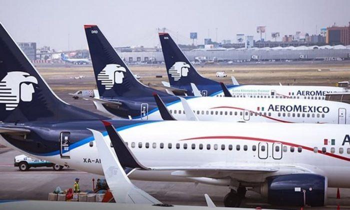 Prevén huelga en Aeroméxico para el 31 de mayo