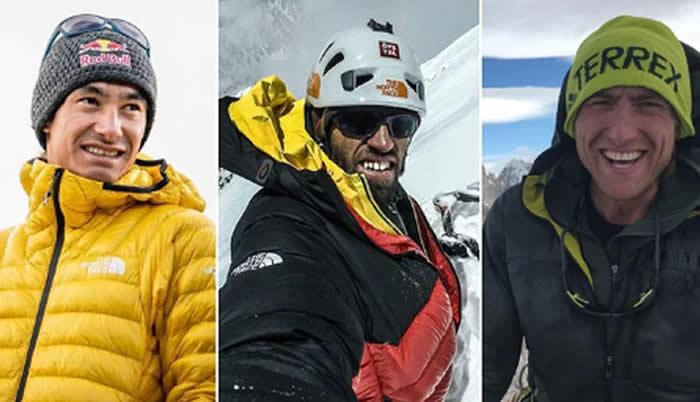 Mueren tres de los mejores alpinistas del momento, sepultados por un alud en las Rocosas de Canadá