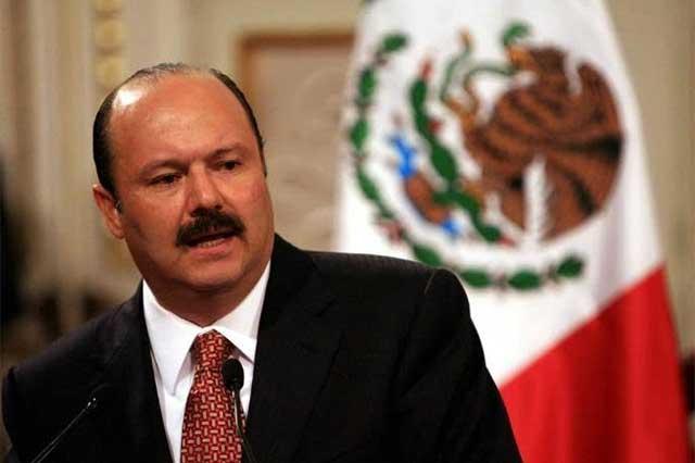 César Duarte manda carta al PRI en la que pide no ser expulsado