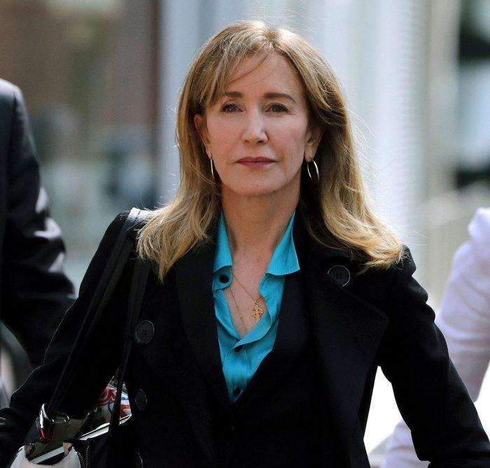 Felicity Huffman se declara culpable en el caso del fraude universitario