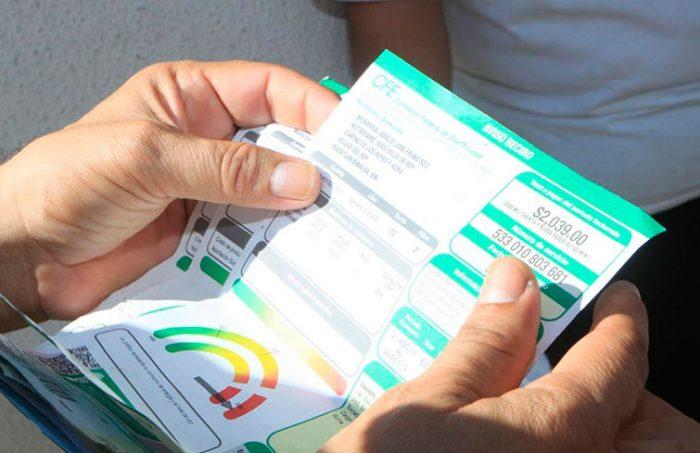 CFE sube 4% la tarifa eléctrica doméstica