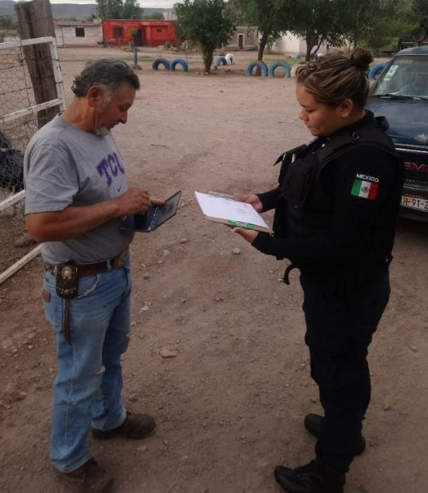 Seguridad y atención en los ejidos de Saltillo en Semana Santa