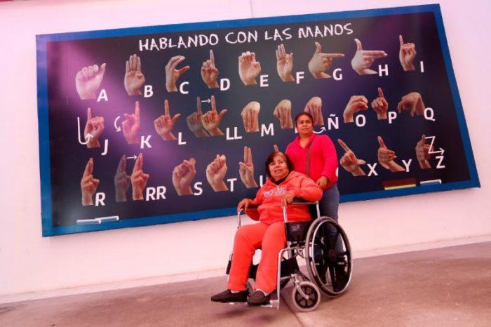Promueve DIF Saltillo autonomía de personas con discapacidad