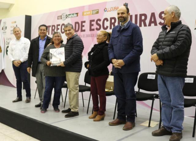 CON 'VAMOS A MICHAS' INVERTIRÁN ESTADO Y MUNICIPIO DE ACUÑA 167 MDP