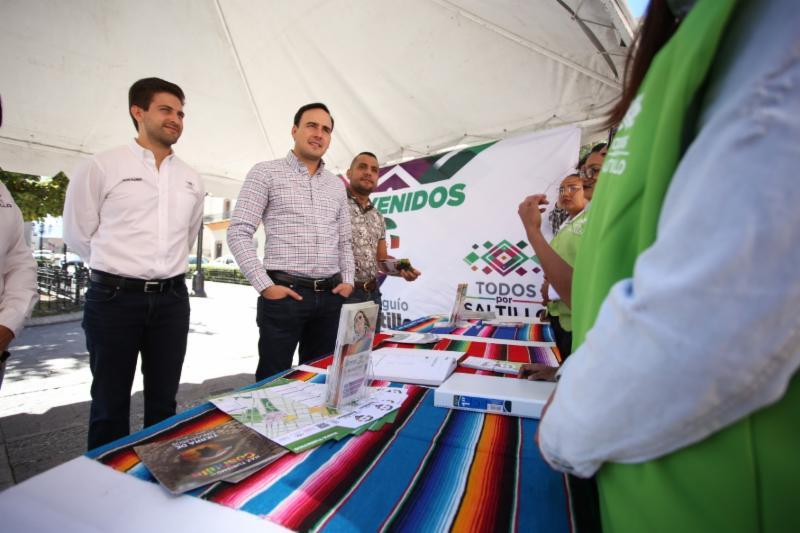 Alcalde invita a conocer Saltillo en estas vacaciones