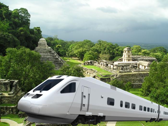 Costo previsto para estudios del Tren Maya se dispara 710%