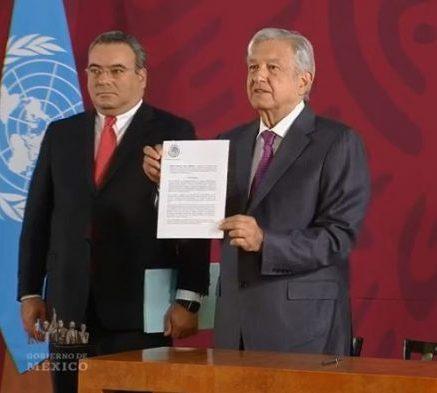AMLO firma decreto que elimina la condonación de impuestos