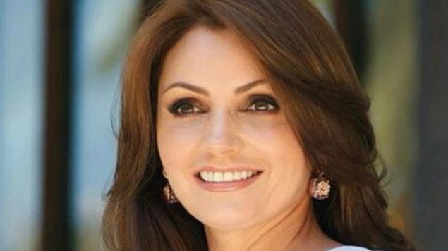 Angélica Rivera reaparece en Televisa