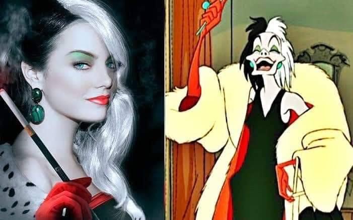 Disney Confirma el Live Action de Cruella de Vil.